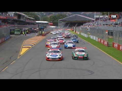 2018 Porsche Carrera Cup Australia - Adelaide - Race 1