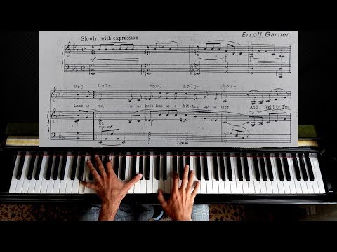 Misty - Erroll Garner | Piano Tutorial