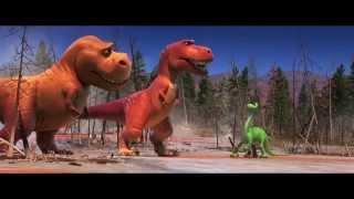 Disney•Pixar: Il Viaggio di Arlo - I T-Rex - Clip dal Film | HD