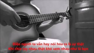 7 years of love (7 년간의 사랑) - Guitar solo