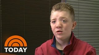 Keaton Jones, 11: I Hope My Viral Anti-Bullying Video Helps Other Kids | TODAY Free HD Video
