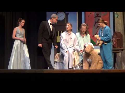 Washington High School's Production of Peter Pan