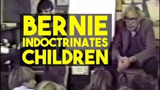 Bernie Indoctrinates Children About Democratic Socialism