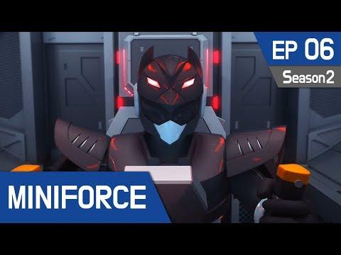 Miniforce Season2 EP06 Legend of the Pyramid (English Ver)