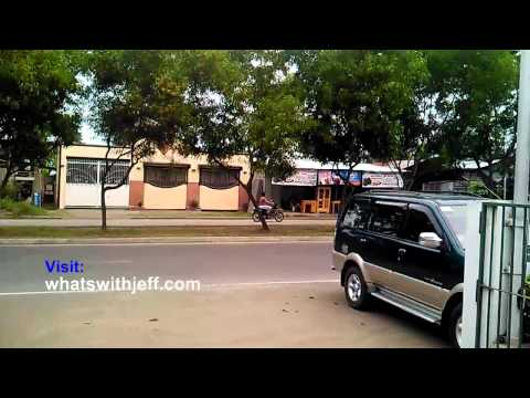 Alcatel One Touch 995 Sapphire HD Video Sample 720p