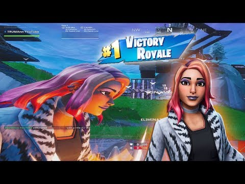 NEW Fortnite Skin Today 'WILDE' (Game Play Showcase) Victory Royale WIN
