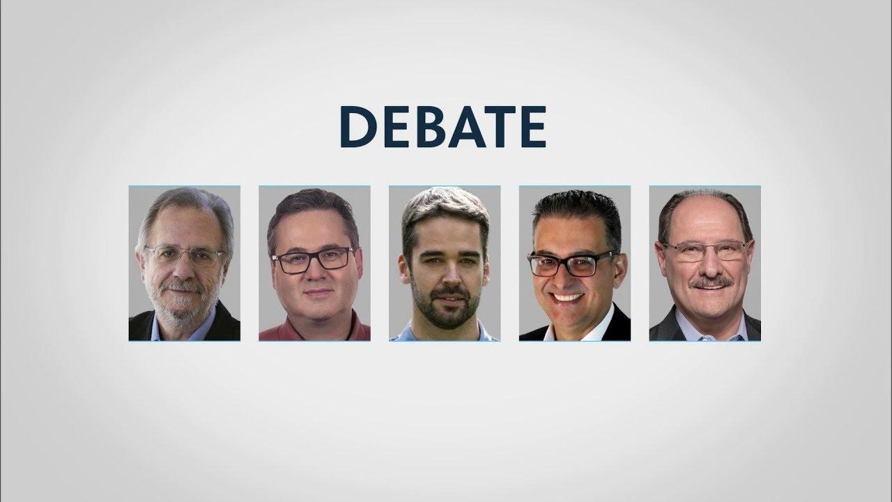 RBS TV  - Chamada do Debate 2018 para o Governo do Rio Grande do Sul -  03 10 2018 8be80b845e
