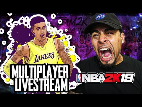 NBA 2K19 | XChasemoney FORCING ME TO PLAY! Rec Center FUnnies