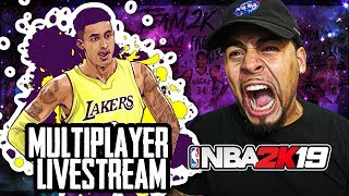 NBA 2K19   XChasemoney FORCING ME TO PLAY! Rec Center FUnnies