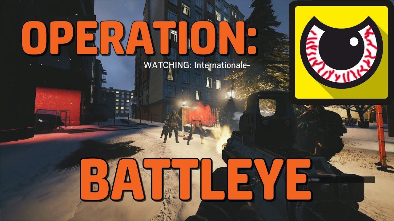 Discuss - What do you think about Battleye | Guided Hacking