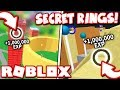 WHERE TO FIND *ALL* SECRET BLACK RINGS in PARKOUR SIMULATOR!! *NEW AREA UPDATE!* (Roblox)
