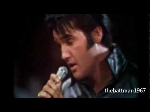 Elvis Presley Return To Sender Live Rare