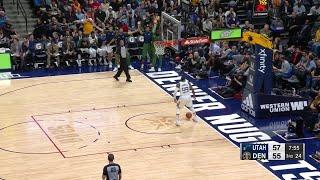 3rd Quarter, One Box Video: Denver Nuggets vs. Utah Jazz