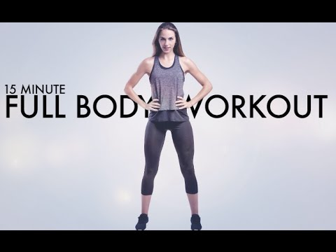 15 minute full body workout build and burn  youtube