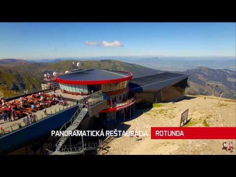 Jasná Nízke Tatry Leto 2017