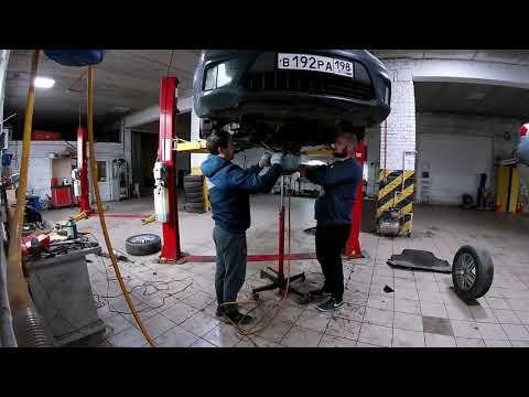 Ford C max замена рулевой рейки