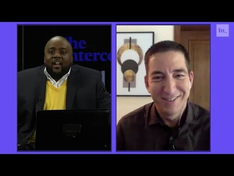 Glenn Greenwald Discusses Obama's Wall Street Speech, Citizens United, and Money out of Politics