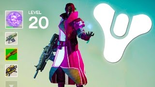Destiny LEGENDARY Level 20 EPIC Crucible PVP Multiplayer Gameplay!!! (Destiny Gameplay)