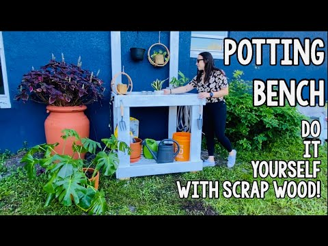 potting-bench-with-hanging-plant-station---super-easy-diy-with-scrap-wood