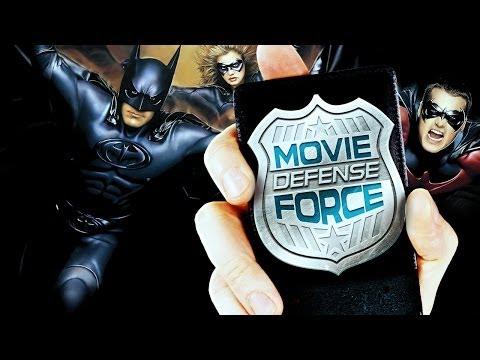 BATMAN & ROBIN (Movie Defense Force)