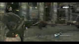 Gears of War 2 Sniper Gameplay