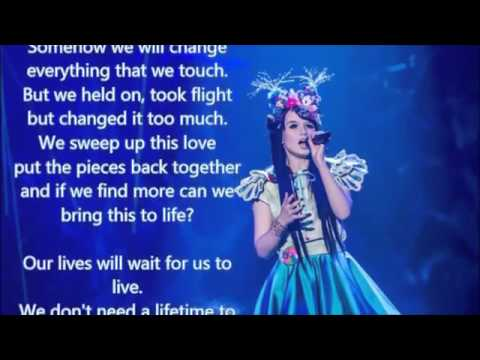 Jamie Lee Kriewitz 'Ghost'   Germany Eurovision 2016 Lyrics