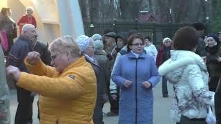 Мила моя...Народные танцы,парк Горького,Харьков.