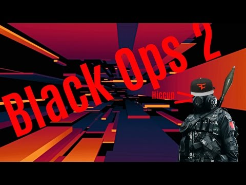 Black ops 2 funny moments|HICCUPS ARE CONTROLLING ME!!!