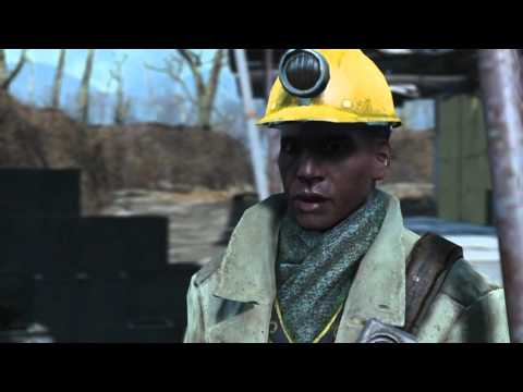 Fallout4 メインクエストTHE MOLECULAR LEVEL &INSIDEJOB NO1