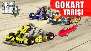 GTA 5 GO KART YARIŞI !!