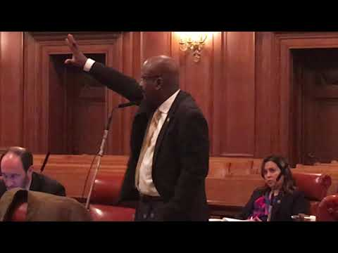 Cleveland Councilman Kevin Conwell decries 'walking while black' and calls for closer scrutiny of Case Western Reserve police