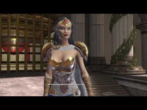 Dcuo Happy Hippolyta Feat