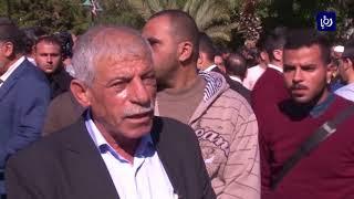 مسيرات شعبية تطالب قيادتي الحركتين بتجاوز الخلافات دعما للمصالحة - (3-12-2017)