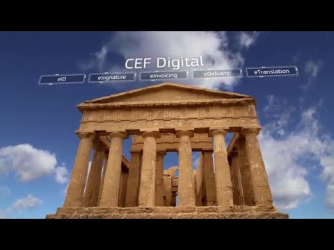 CEF building blocks for a Digital Connected Europe