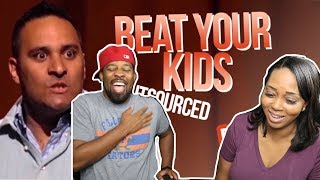 [[ Reaction ]] Beat Your Kids - Russell Peters Outsourced