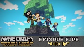 Minecraft: Story Mode - Let