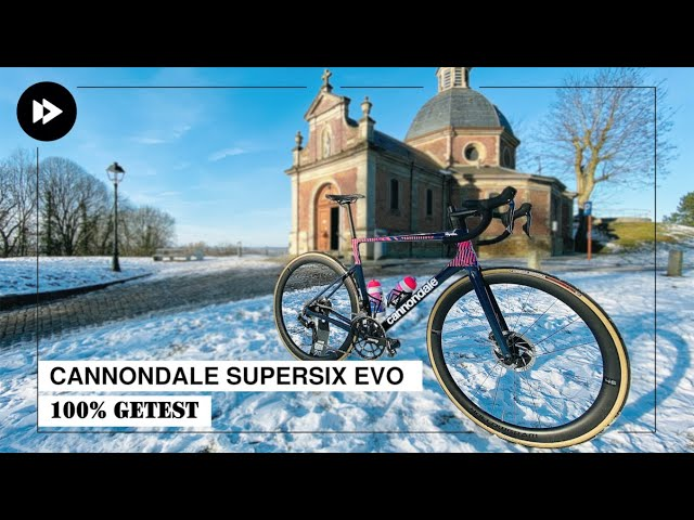 Getest: Cannondale SuperSix EVO