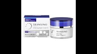 Kem dưỡng trắng da, ngừa nám Transino Repair Cream 35g