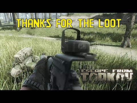 Thanks For The Loot Boys! - Escape From Tarkov
