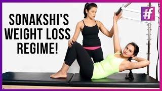 Sonakshi Sinha's Weight Loss Regime - #Priyankaa Shah