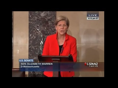 Elizabeth Warren Nails It On Social Security