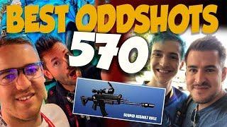 Broń z celownikiem termowizyjnym :O #570 Najlepsze oddshoty - Easy odpala Malucha, Pago
