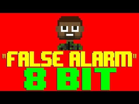 False Alarm [8 Bit Cover Tribute to The Weeknd] - 8 Bit Universe