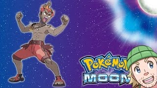 Pokemon: Moon - I Love Hiker David!