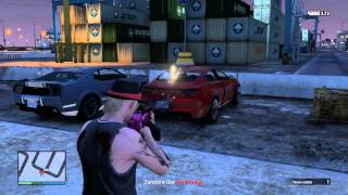GTA 5 Online - Mission Simeon: Radikalkur 3 (schwer) Psycho Killdz [HD] [German]