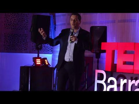Innovación para transformar vidas Dr. Rodrigo Soto -TEDx Barranquilla