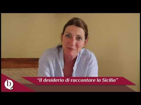 Francesca Planeta. Il Desiderio Di Raccontare La Sicilia | QbItaly  - L'umanità Della Materia