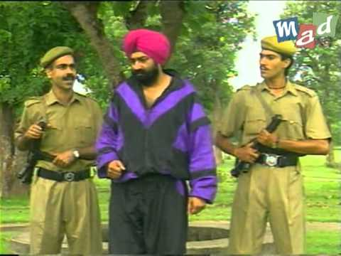 Jaspal Bhatti gets unwanted Private security | FULL TENSION | Jaspal Bhatti , Vivek Shauq