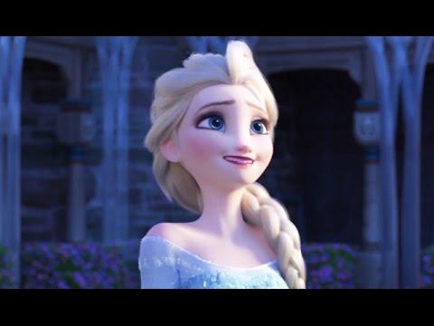 Frozen Fever: Elsa & Olaf Plan Anna's Birthday
