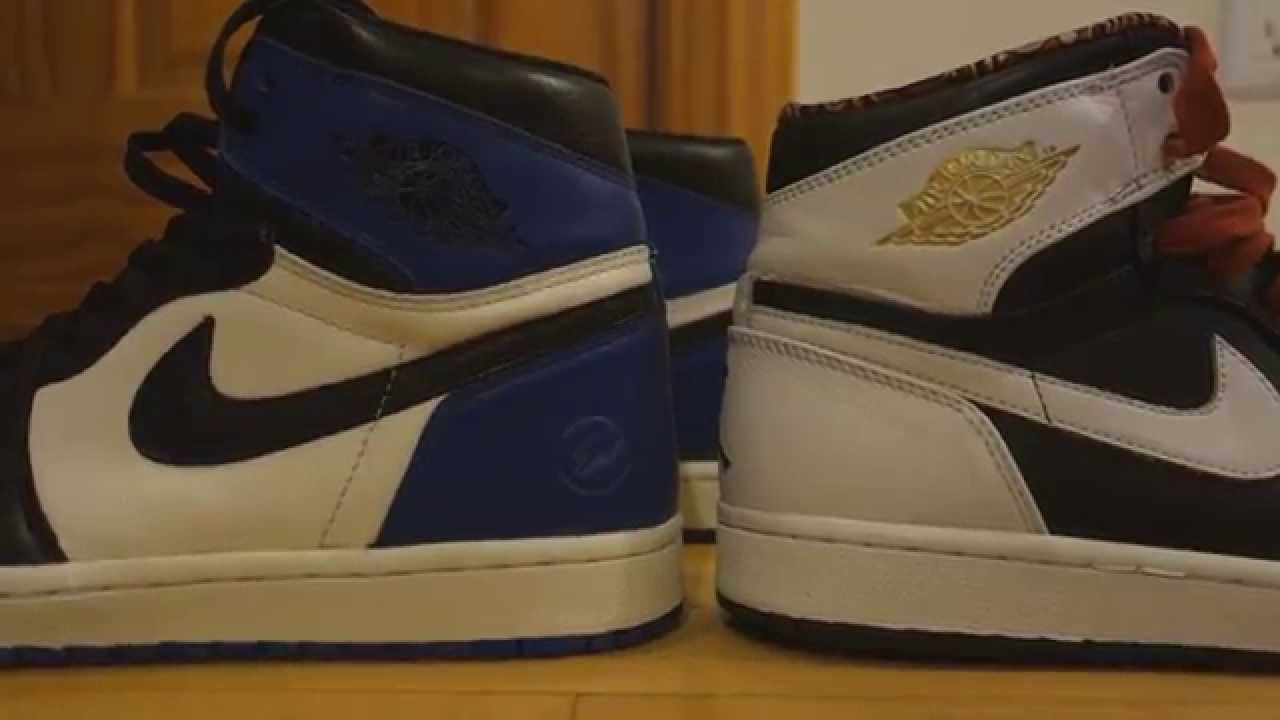 2ad9541300c4 ... clearance jordan 1 fragment ua review vs. authentic on feet youtube  3b541 05900
